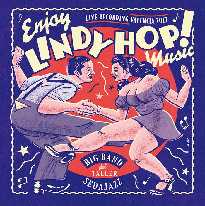 Enjoy Lindy Hop Music Sedajazz