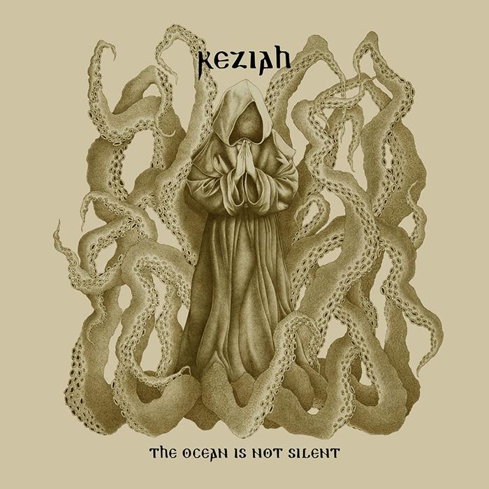 The ocean is not silent Keziah