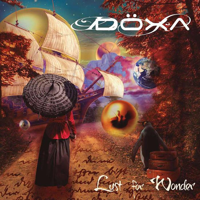 Döxa Lust for wonder