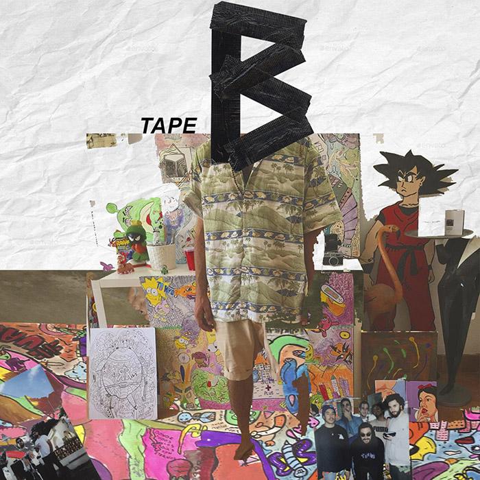 Tape B Slim Samurai
