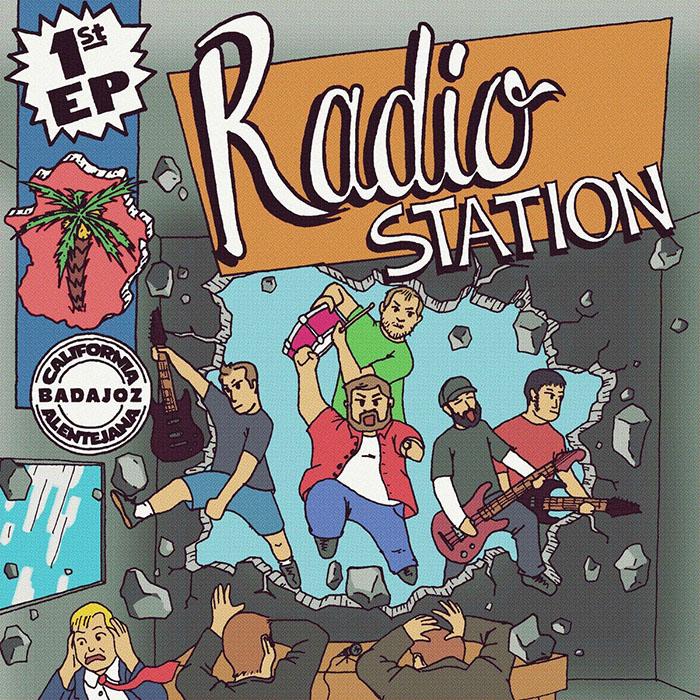 1st EP Radio Station