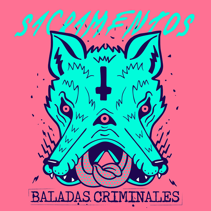 Baladas criminales Sacramentos