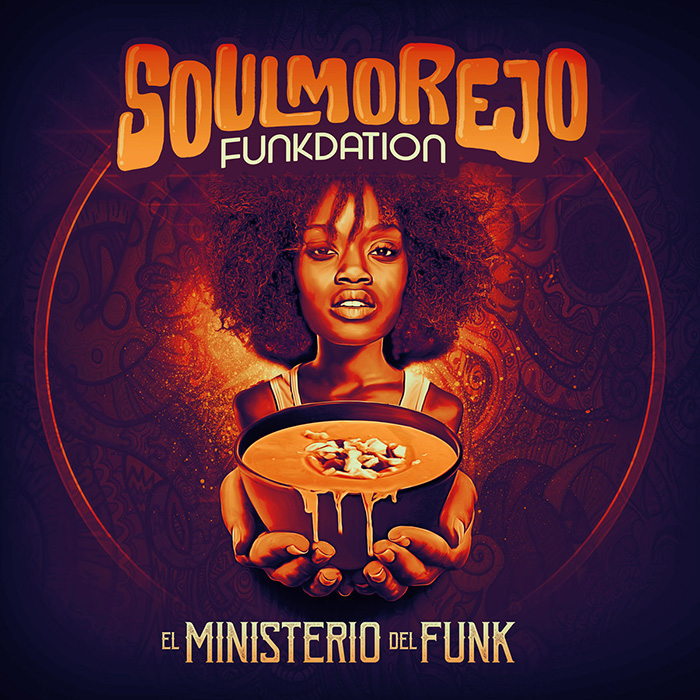 El ministerio del funk Soulmorejo Funkdation