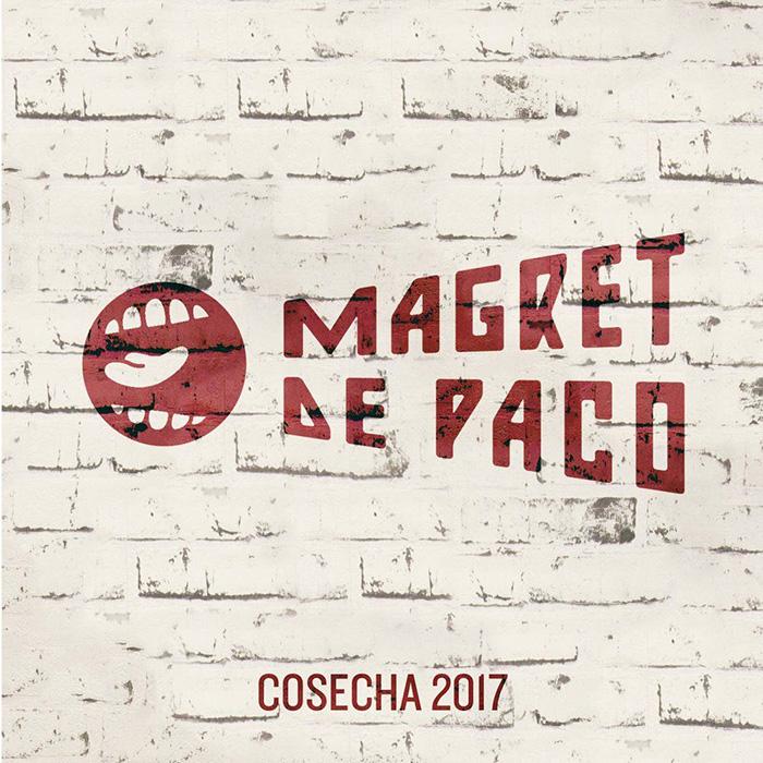 Cosecha 2017 Magret de Paco