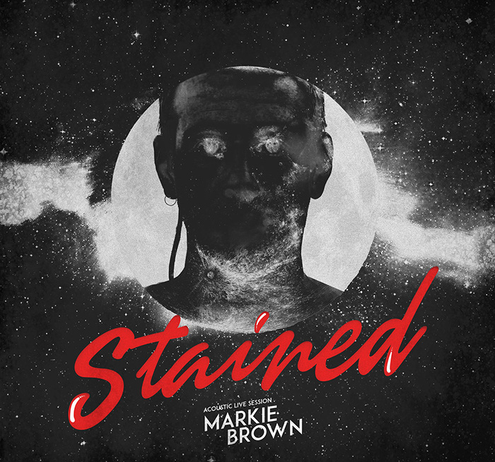 Stained Markie Brown