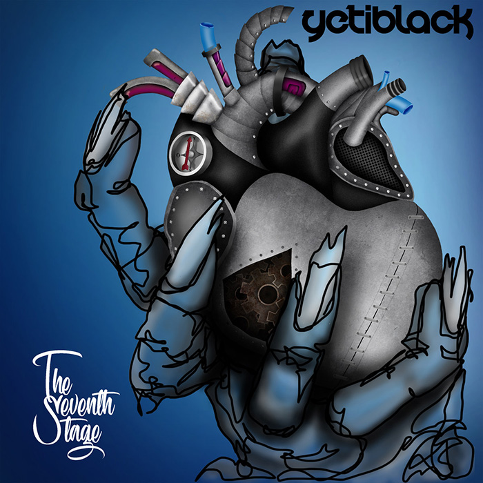 The seventh stage Yetiblack