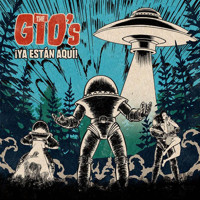 Ya están aquí The Gtos's
