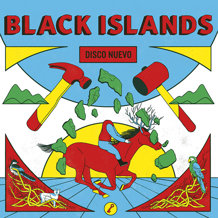 Disco nuevo Black Islands