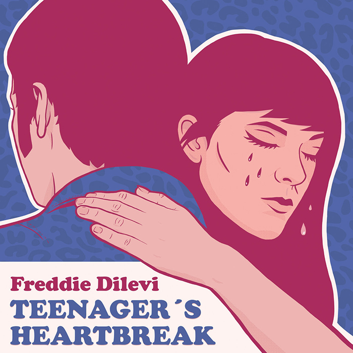 Teenager's heartbreak Freddie Dilevi