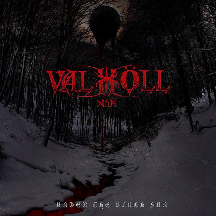 Under the black sun Valhöll-Dûm