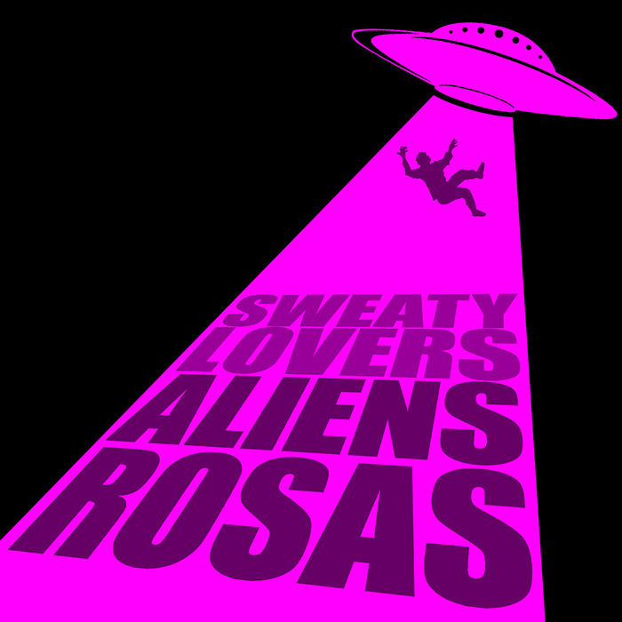 Aliens rosas Sweaty Lovers