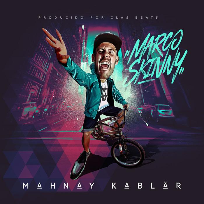Mahnay kablär Marco Skinny