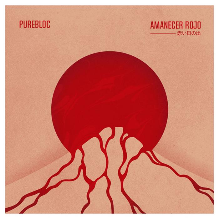 Amanecer rojo Purebloc