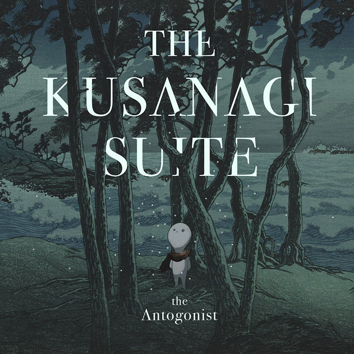 The kusanagi suite The Antogonist