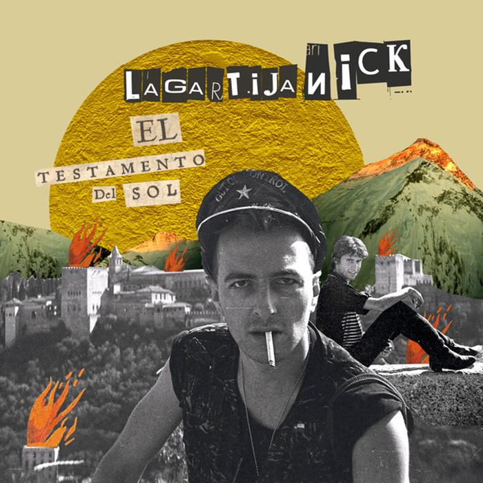 El testamento del sol Lagartija Nick