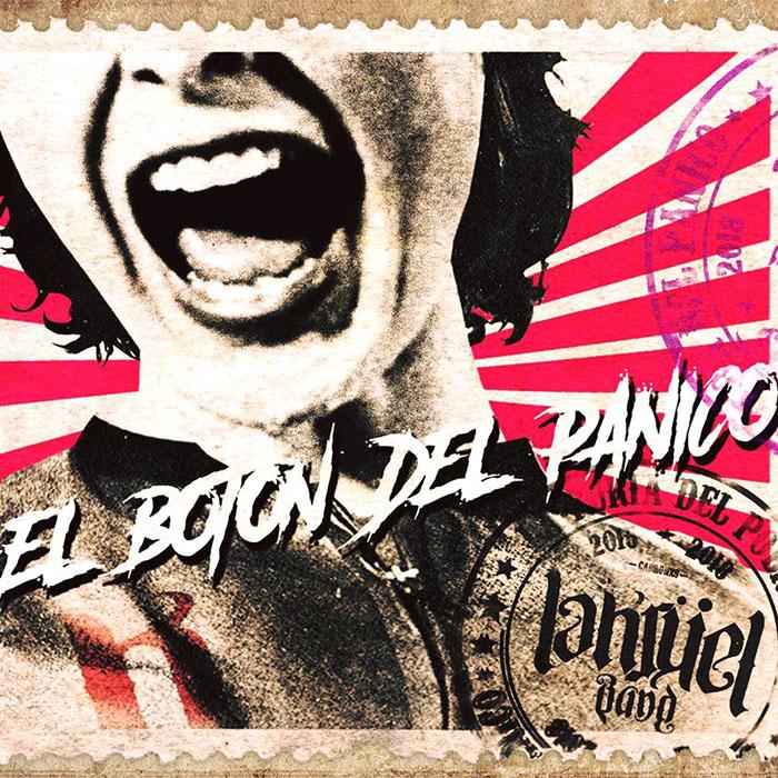 El botón del pánico La Kruel Band