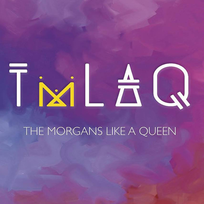 Like a queen The Morgans