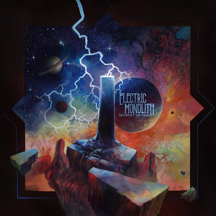Resurrect the dead Electric Monolith