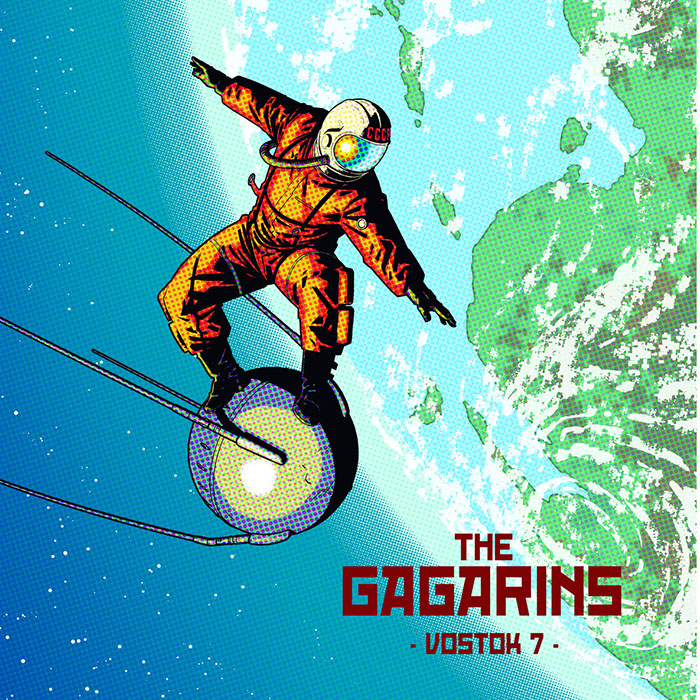 Vostok 7 The Gagarins