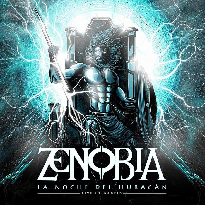 La noche del huracán Zenobia