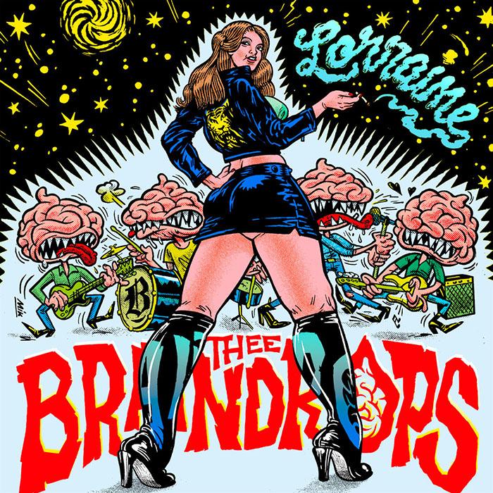 Lorraine Thee Braindrops