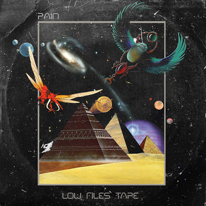 Low files tape Pain (Undermoon)