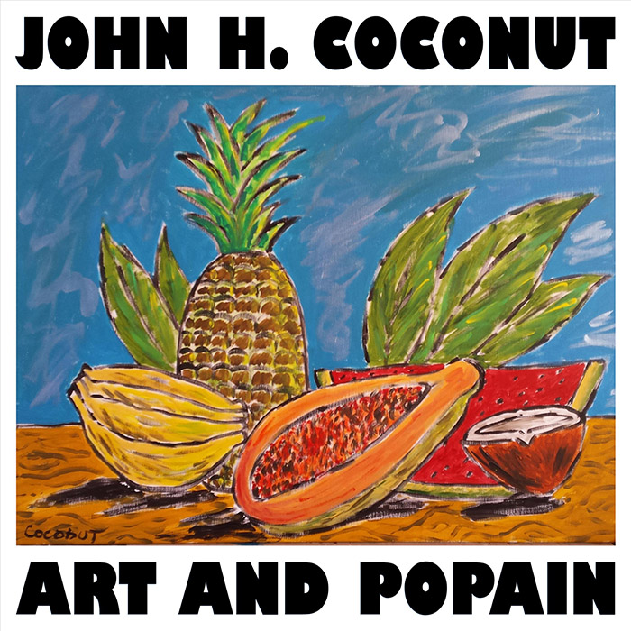 Art and popain John Humphrey Coconut