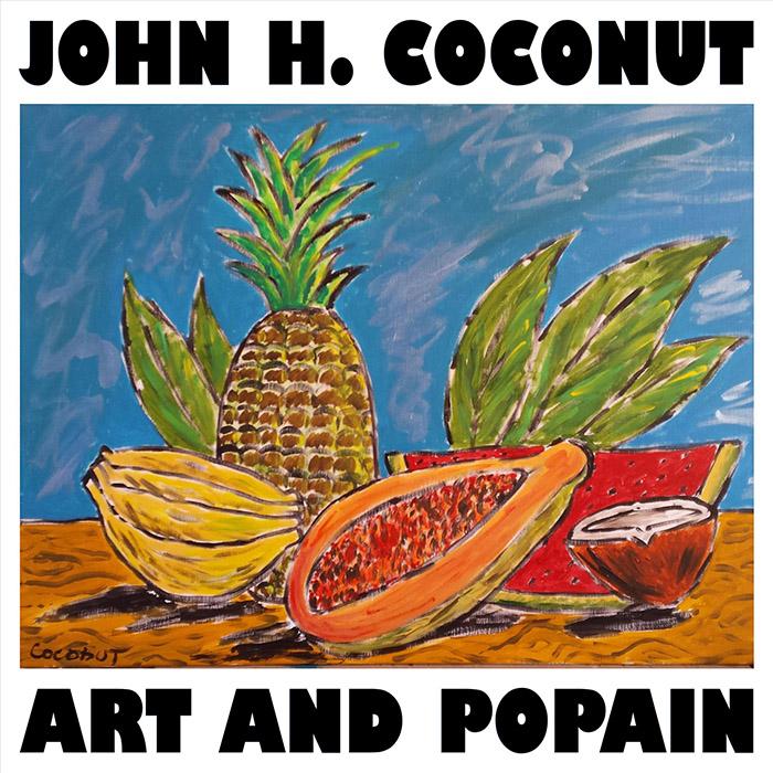 Art and popain John Humphrey Coconut