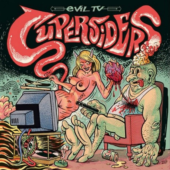 Evil TV Supersiders