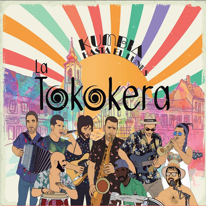 Kumbia hasta el lunes La Tokokera