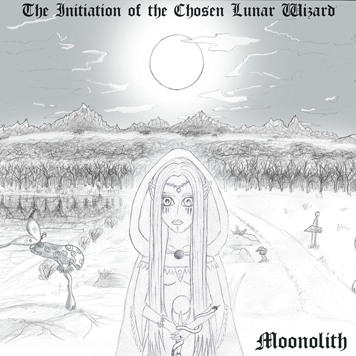 The initiation of the chosen lunar wizard Moonolith