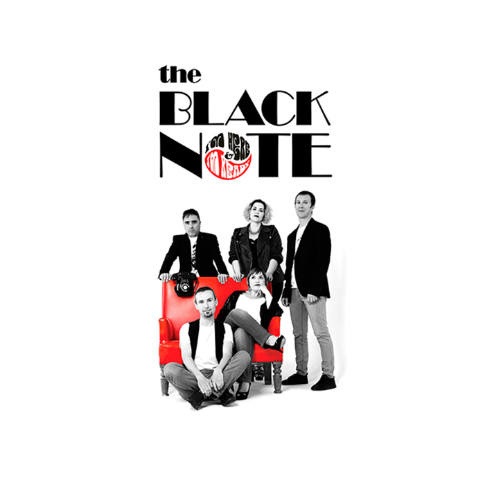 I'm here and I'm ready The Black Note