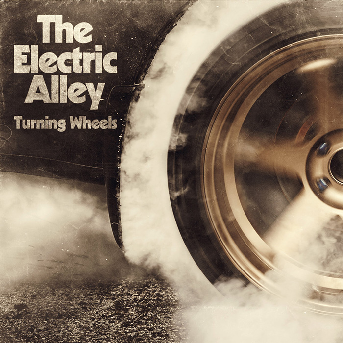 Turning wheels The Electric Alley