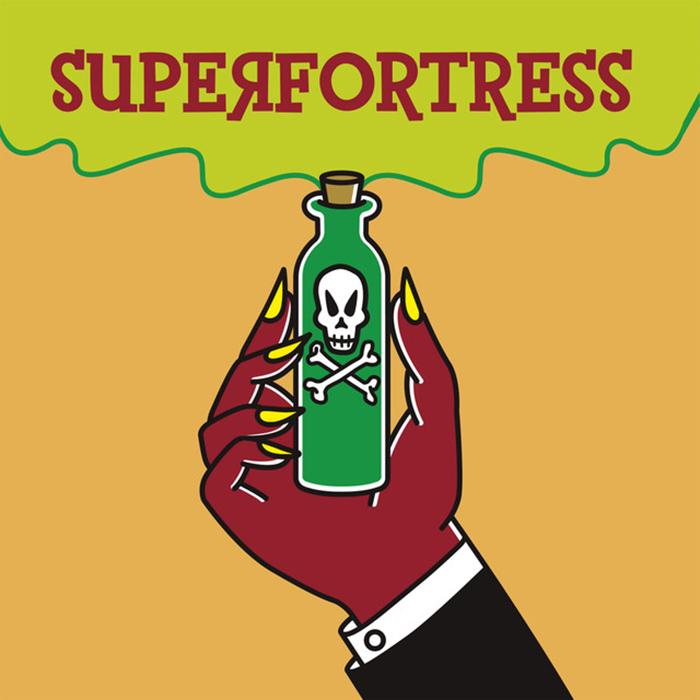 Veneno Superfortress