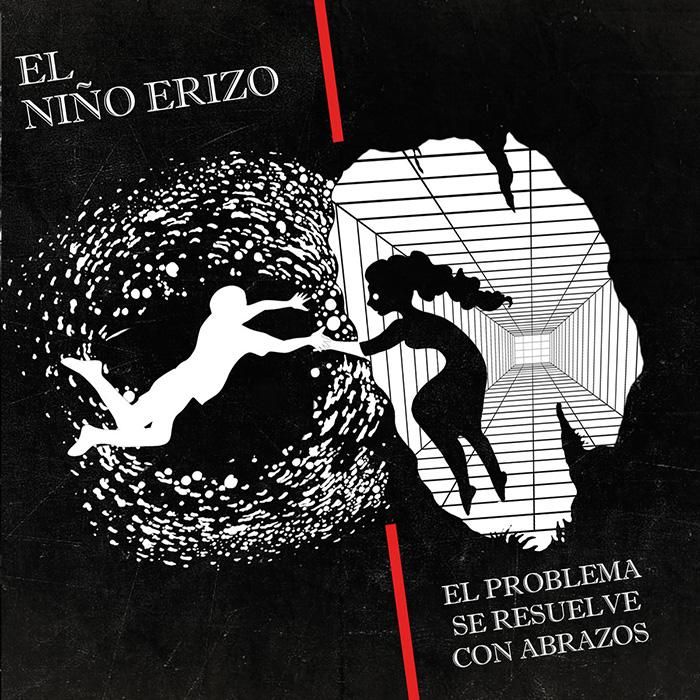 El problema se resuelve con abrazos El Niño Erizo