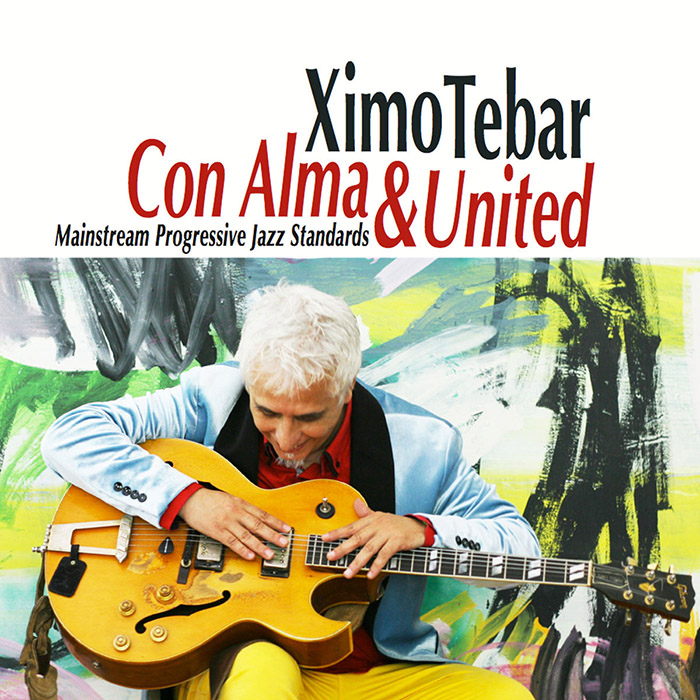 Con alma & united Ximo Tebar