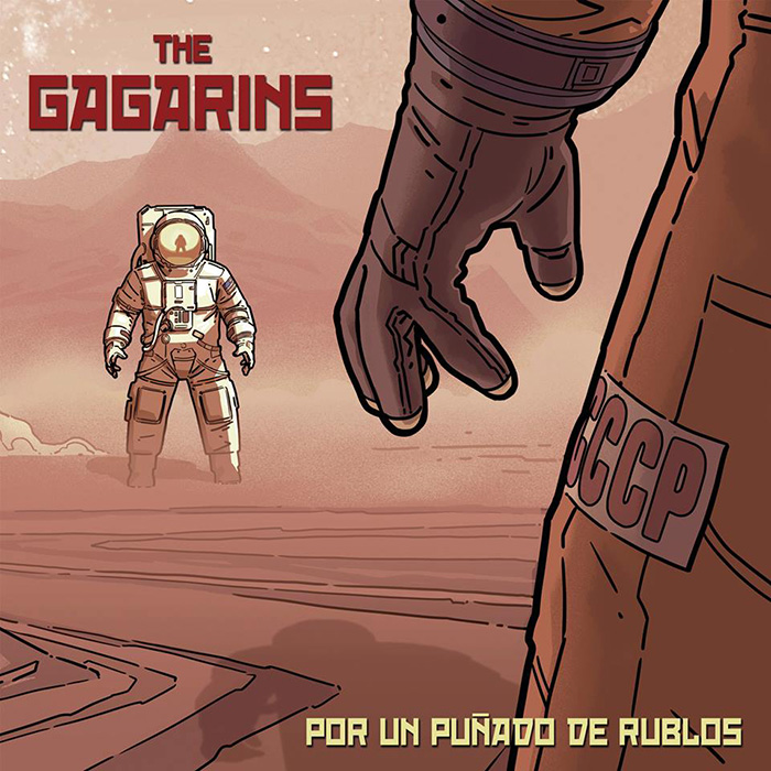 Por un puñado de rublos The Gagarins