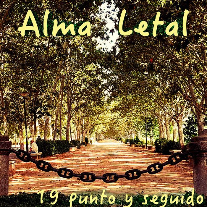 19 punto y seguido Alma Letal